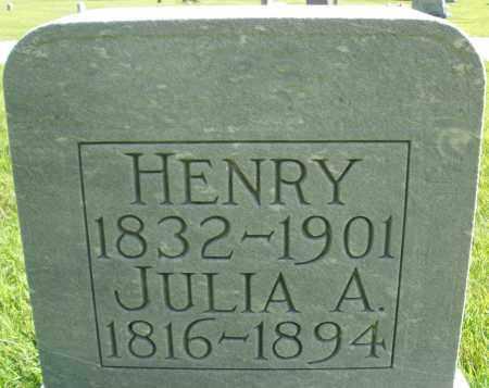 FISSEL, HENRY - Montgomery County, Ohio | HENRY FISSEL - Ohio Gravestone Photos