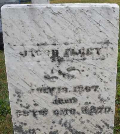 FLORY, JACOB - Montgomery County, Ohio | JACOB FLORY - Ohio Gravestone Photos