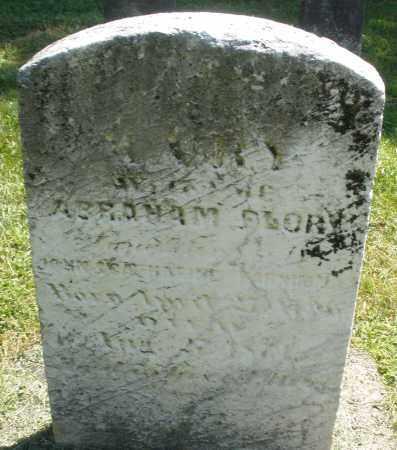 FLORY, MARY - Montgomery County, Ohio   MARY FLORY - Ohio Gravestone Photos