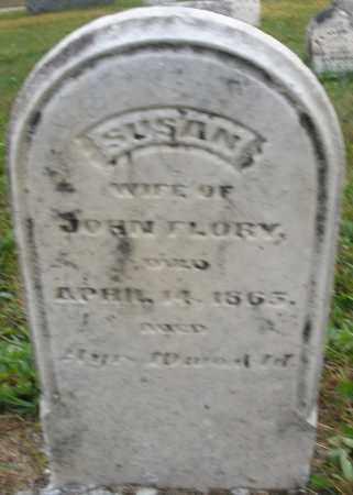FLORY, SUSAN - Montgomery County, Ohio | SUSAN FLORY - Ohio Gravestone Photos