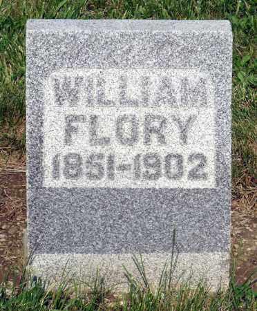 FLORY, WILLIAM - Montgomery County, Ohio | WILLIAM FLORY - Ohio Gravestone Photos