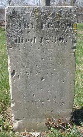 FRANK, MARY - Montgomery County, Ohio | MARY FRANK - Ohio Gravestone Photos