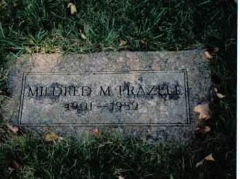 FRAZELL, MILDRED M. - Montgomery County, Ohio | MILDRED M. FRAZELL - Ohio Gravestone Photos