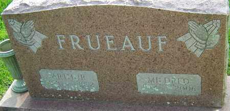 FRUEAUF, ARTHUR - Montgomery County, Ohio   ARTHUR FRUEAUF - Ohio Gravestone Photos