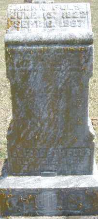 FULS, ELIZABETH - Montgomery County, Ohio | ELIZABETH FULS - Ohio Gravestone Photos