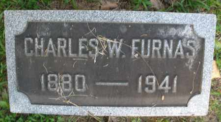 FURNAS, CHARLES W. - Montgomery County, Ohio | CHARLES W. FURNAS - Ohio Gravestone Photos