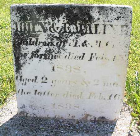 FURNAS, JOHN - Montgomery County, Ohio | JOHN FURNAS - Ohio Gravestone Photos