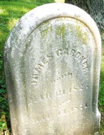 GARDNER, JAMES - Montgomery County, Ohio | JAMES GARDNER - Ohio Gravestone Photos