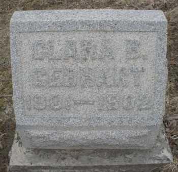 GEBHART, CLARA B. - Montgomery County, Ohio | CLARA B. GEBHART - Ohio Gravestone Photos