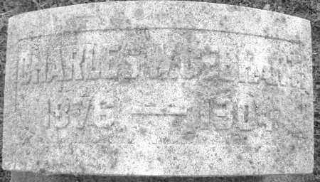 GEBHART, CHARLES W. - Montgomery County, Ohio   CHARLES W. GEBHART - Ohio Gravestone Photos