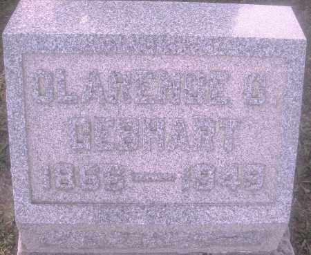 GEBHART, CLARENCE G. - Montgomery County, Ohio   CLARENCE G. GEBHART - Ohio Gravestone Photos