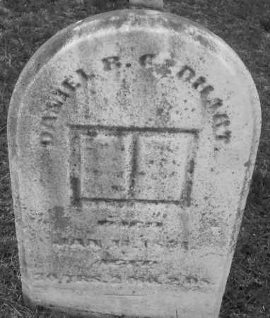 GEBHART, DANIEL B. - Montgomery County, Ohio   DANIEL B. GEBHART - Ohio Gravestone Photos