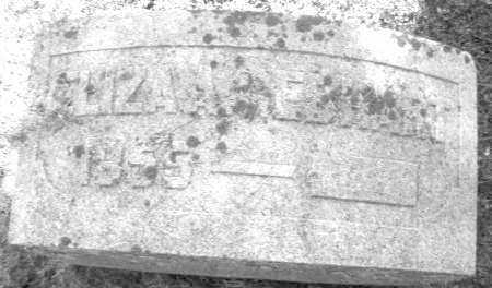 GEBHART, ELIZABETH A. - Montgomery County, Ohio | ELIZABETH A. GEBHART - Ohio Gravestone Photos