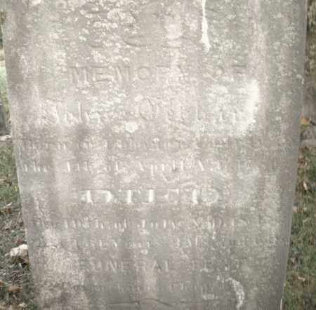 GEBHART, JOHANNES (JOHN) - Montgomery County, Ohio | JOHANNES (JOHN) GEBHART - Ohio Gravestone Photos