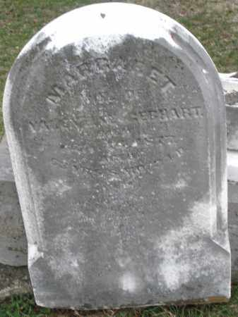 GEBHART, MARGARET - Montgomery County, Ohio | MARGARET GEBHART - Ohio Gravestone Photos