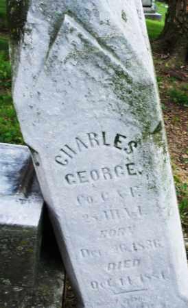 GEORGE, CHARLES - Montgomery County, Ohio   CHARLES GEORGE - Ohio Gravestone Photos