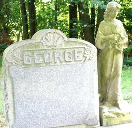 GEORGE, MONUMENT - Montgomery County, Ohio | MONUMENT GEORGE - Ohio Gravestone Photos