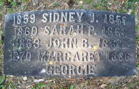 GEORGE, MARGARET - Montgomery County, Ohio | MARGARET GEORGE - Ohio Gravestone Photos