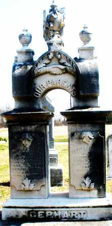 GEPHART, MARGARET  E. - Montgomery County, Ohio | MARGARET  E. GEPHART - Ohio Gravestone Photos
