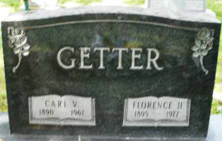 GETTER, FLORENCE H. - Montgomery County, Ohio   FLORENCE H. GETTER - Ohio Gravestone Photos