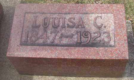 LINEBAUGH GETTER, LOUISA C.. - Montgomery County, Ohio | LOUISA C.. LINEBAUGH GETTER - Ohio Gravestone Photos
