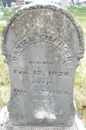 GILBRECH, DANIEL - Montgomery County, Ohio | DANIEL GILBRECH - Ohio Gravestone Photos