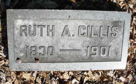 GILLIS, RUTH A. - Montgomery County, Ohio | RUTH A. GILLIS - Ohio Gravestone Photos