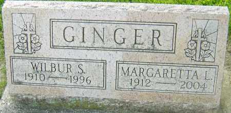 GINGER, MARGARETTA L - Montgomery County, Ohio | MARGARETTA L GINGER - Ohio Gravestone Photos