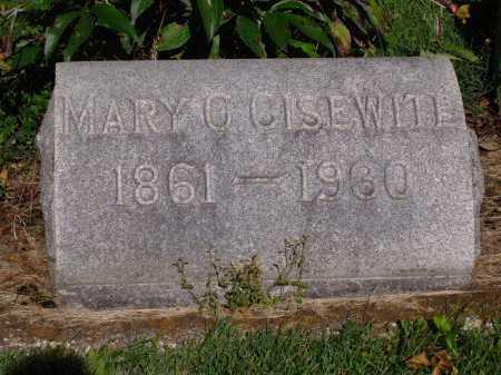 LEIS GISEWITE, MARY C - Montgomery County, Ohio | MARY C LEIS GISEWITE - Ohio Gravestone Photos