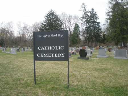 GOOD HOPE, CEMETERY - Montgomery County, Ohio   CEMETERY GOOD HOPE - Ohio Gravestone Photos