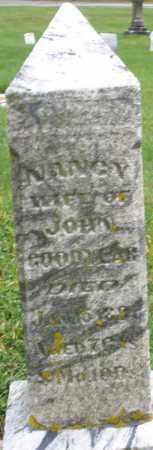 GOODYEAR, NANCY - Montgomery County, Ohio | NANCY GOODYEAR - Ohio Gravestone Photos