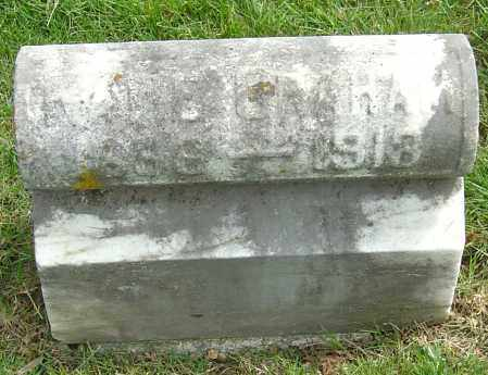 GRAHAM, KATIE - Montgomery County, Ohio | KATIE GRAHAM - Ohio Gravestone Photos
