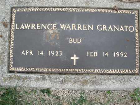 GRANATO, LAWRENCE WARREN - Montgomery County, Ohio | LAWRENCE WARREN GRANATO - Ohio Gravestone Photos