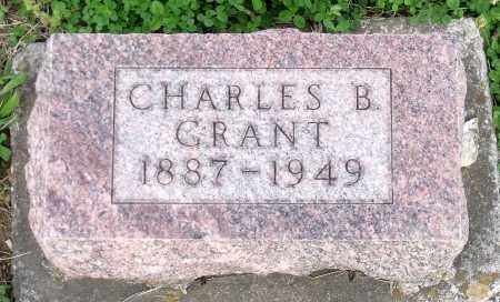 GRANT, CHARLES B. - Montgomery County, Ohio   CHARLES B. GRANT - Ohio Gravestone Photos