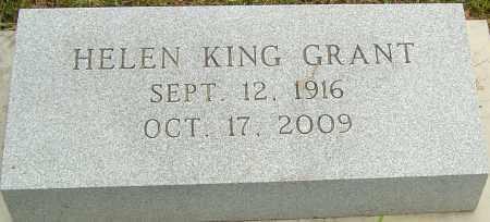 GRANT, HELEN - Montgomery County, Ohio | HELEN GRANT - Ohio Gravestone Photos