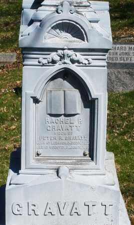 GRAVATT, RACHEL - Montgomery County, Ohio   RACHEL GRAVATT - Ohio Gravestone Photos