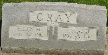 MCCLELLAN GRAY, HELEN MARIE - Montgomery County, Ohio | HELEN MARIE MCCLELLAN GRAY - Ohio Gravestone Photos