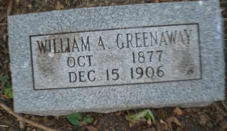 GREENAWAY, WILLIAM A. - Montgomery County, Ohio | WILLIAM A. GREENAWAY - Ohio Gravestone Photos