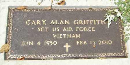 GRIFFITH, GARY ALAN - Montgomery County, Ohio | GARY ALAN GRIFFITH - Ohio Gravestone Photos