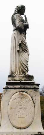 GROVE, SARAH - Montgomery County, Ohio   SARAH GROVE - Ohio Gravestone Photos