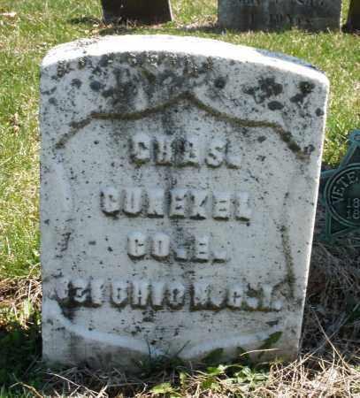 GUNCKEL, CHARLES - Montgomery County, Ohio   CHARLES GUNCKEL - Ohio Gravestone Photos