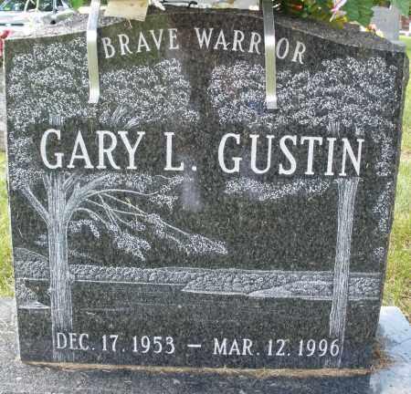 GUSTIN, GARY L. - Montgomery County, Ohio   GARY L. GUSTIN - Ohio Gravestone Photos