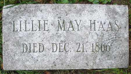 HAAS, LILLIE MAE - Montgomery County, Ohio | LILLIE MAE HAAS - Ohio Gravestone Photos