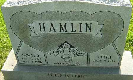 HAMLIN, HOWARD - Montgomery County, Ohio | HOWARD HAMLIN - Ohio Gravestone Photos