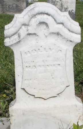 HAMMEL, HOLLY A. - Montgomery County, Ohio | HOLLY A. HAMMEL - Ohio Gravestone Photos