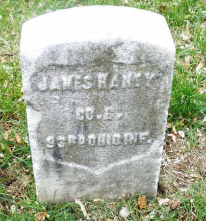 HANEY, JAMES - Montgomery County, Ohio   JAMES HANEY - Ohio Gravestone Photos