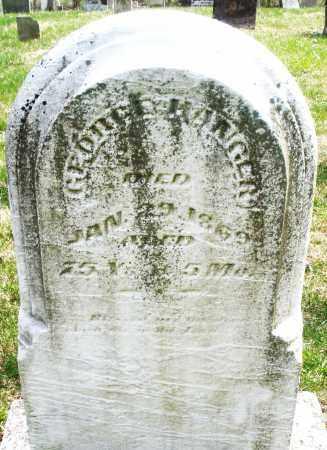 HANGER, GEORGE - Montgomery County, Ohio | GEORGE HANGER - Ohio Gravestone Photos