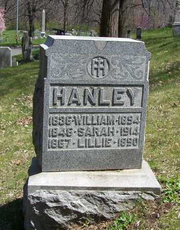 HANLEY, LILLIE - Montgomery County, Ohio | LILLIE HANLEY - Ohio Gravestone Photos