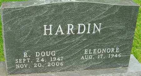 HARDIN, R DOUG - Montgomery County, Ohio | R DOUG HARDIN - Ohio Gravestone Photos