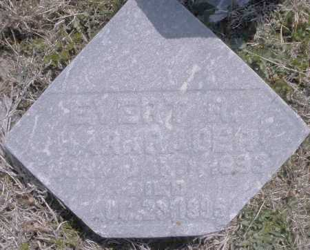 HARKRADER, EVERT R. - Montgomery County, Ohio | EVERT R. HARKRADER - Ohio Gravestone Photos